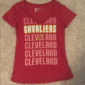 cleveland cavs t-shirt
